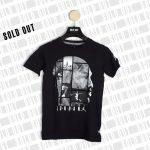 T-shirt jdb jordan montage tee black
