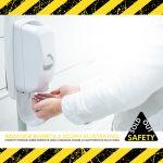 Dispenser Igienizzante Mani da muro